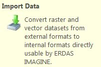 ERDAS – RADARSAT Import