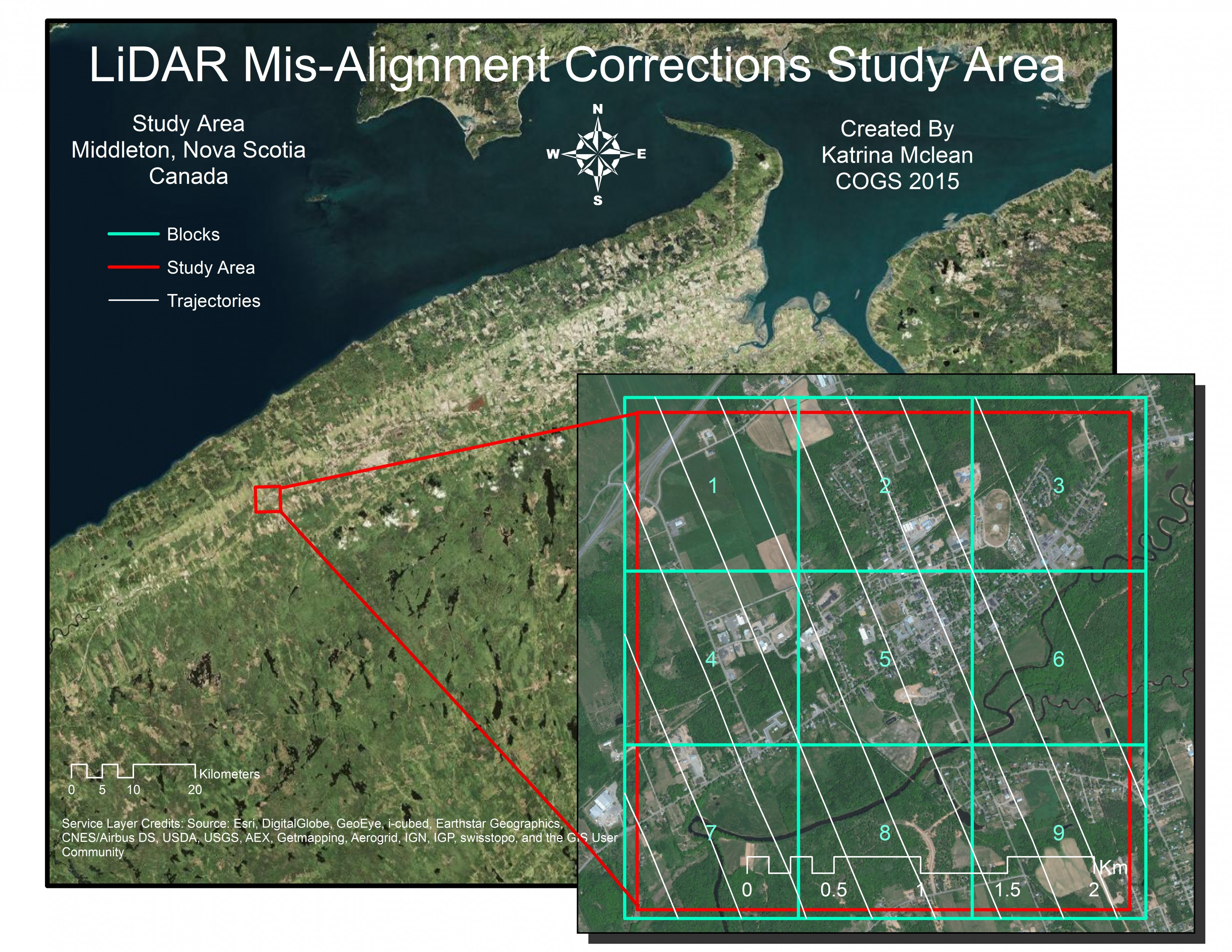 LiDAR – Sensor Calibration Using TerraMatch