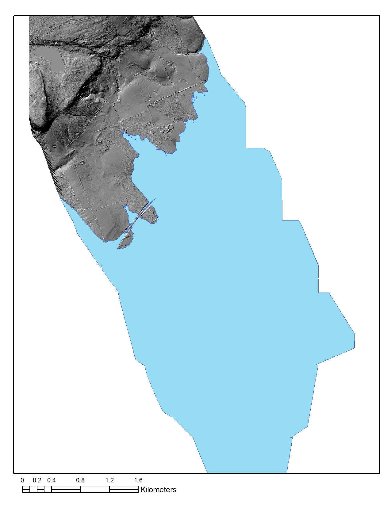 ArcGIS : Hydrologic Flattening, Watershed Delineation and Flood Modelling